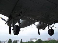Unterseite Rosinenbomber