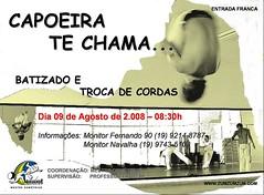 Capoeira Te Chama - Valinhos Brasil