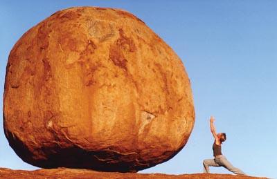 Yoga in Australien