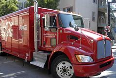 Hybrid Coca Cola Truck, Annapolis 062154