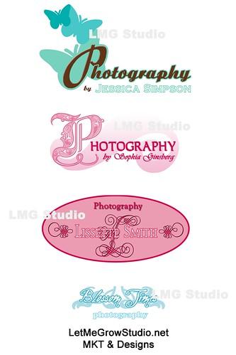 NEW prefab logo designs