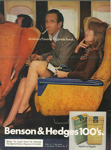 Benson & Hedges - 1974 by rchappo2002.
