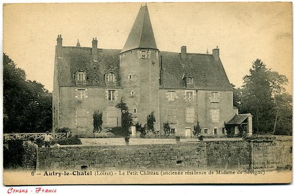 Le Petit Château Autry-le-Chatel (Loiret)