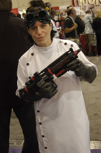 comic con 2008: With Death Ray