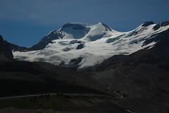 Athabasca glacier (elmine) Tags: canada alberta icefieldsparkway
