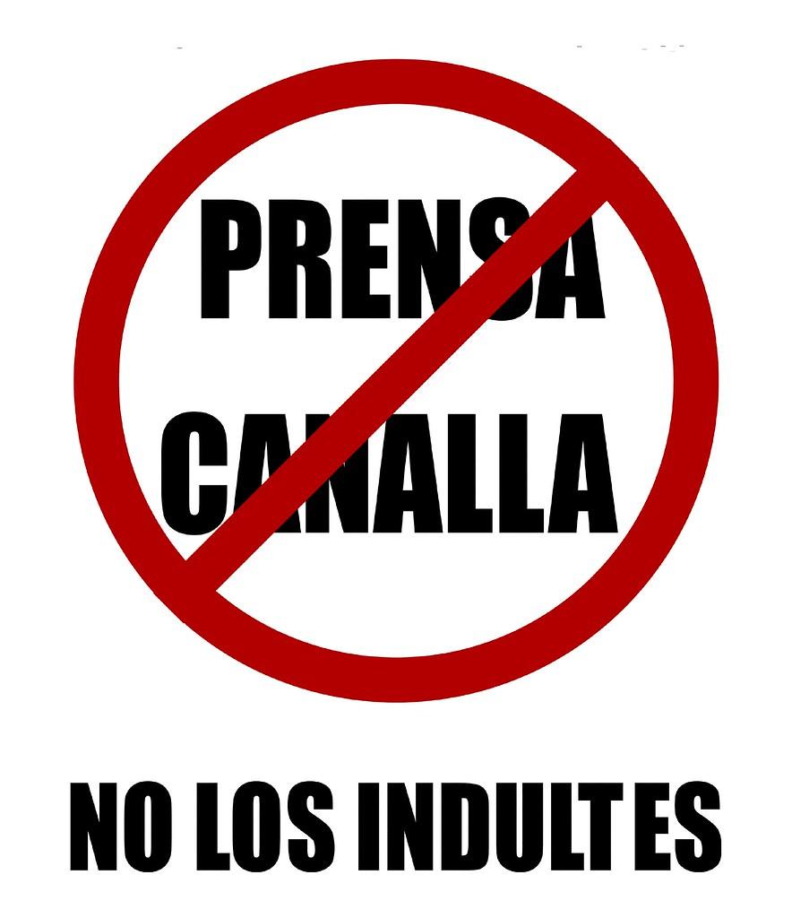 BOICOT A LA PRENSA CANALLA