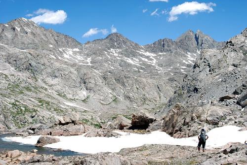 Shannon Pass Descent