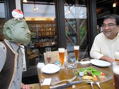 石川酒造 福生のビール小屋