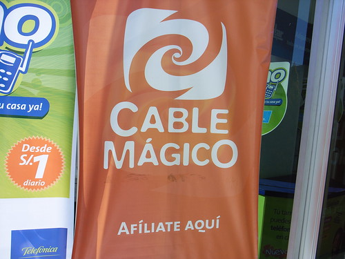 Cable magico