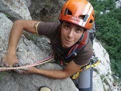 Starigrad-Paklenica Croazia (danosmanvive) Tags: climbing climber roccia falesia montagna croazia vie starigrad piu arrampicata tiri paklenica stupenda anicakuk mosoraski karamarasweettemptationsvacanzacordatamare parconazionaledipaklenica