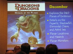 D&D Q&A: Manual of the Planes 4e