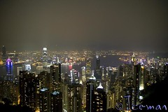 Hong Kong Skyline 02
