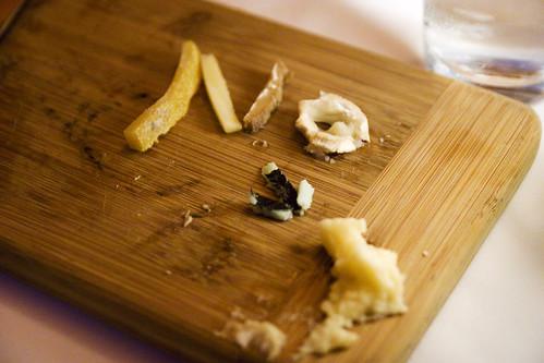 the six spanish cheese platter