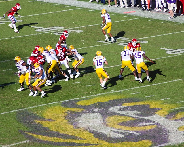 LSU vs Arkansas | Flickr - Photo Sharing!