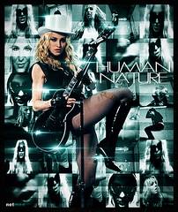 Madonna & Britney Spears - Human nature (netmen.) Tags: nature tour candy sweet spears sticky madonna hard human britney