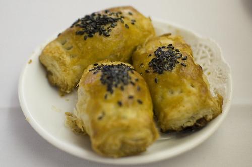 Dim Sum BBQ Pork Pastries