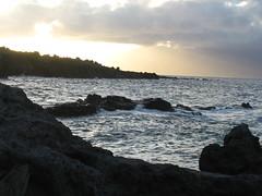 not really swimmable (seoultrain) Tags: maui kapalua oneloabay