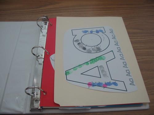 Preschool Notebook 002