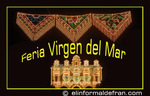 Feria Virgen del Mar Almeria