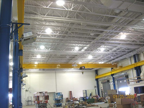 Big Lake Vehicle Maintenance Facility