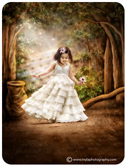 (mylaphotography) Tags: art fairytale painting dance dress dancing princess artistic manipulation canvas fantasy mylaphotography flowergilr