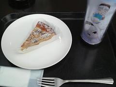 バナナキャラメルケーキ