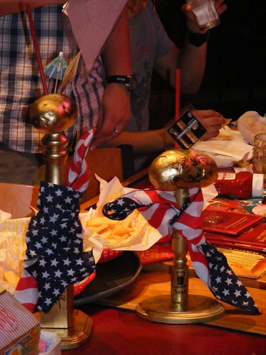 trophies became more patriotic as the night progressed by lgrst4.
