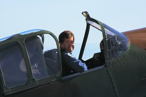 Boomerang pilot