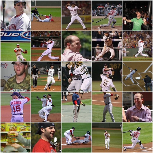 Dustin Pedroia Flickr Favorites