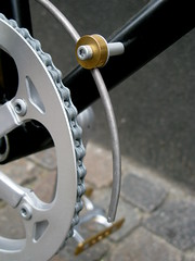 Sögreni Bicycle Chain Guard