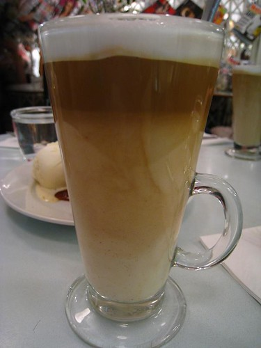 Latte @ PS Cafe