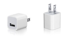 iPhone 3G Power Adapter Recall 1