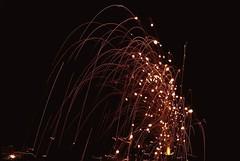 getting bigger (EpicFireworks) Tags: light stars fireworks firework pyro 13g epic barrage pyrotechnics sib