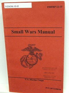 Small Wars Manual 2