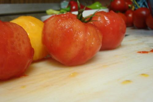 Naked Tomatoes