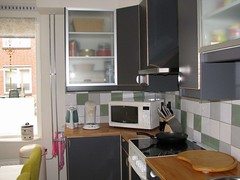 Ikea kitchen (Ameliepie) Tags: new house ikea home kitchen colors tiles decorate cosy