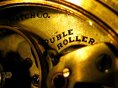 Double Roller: Like Clockwork, VI