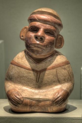 Inca Figurine