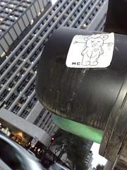 Campinas/ J. Eugnio (Projeto Sticker Map) Tags: cameraphone street city cidade urban art shozu mobile digital geotagged design nokia photo blog code graphics sticker media phone arte map sopaulo web maps stickers cell 3g sp virtual locative wifi celular wireless urbano rua gps mapa geotag qr av movel grfico paulista comunicao mov realidade qrcode mdia mapas mobilidade