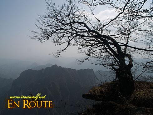 South Overlook of Tianmenshan