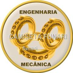 engenharia mecanica simbolo dourado