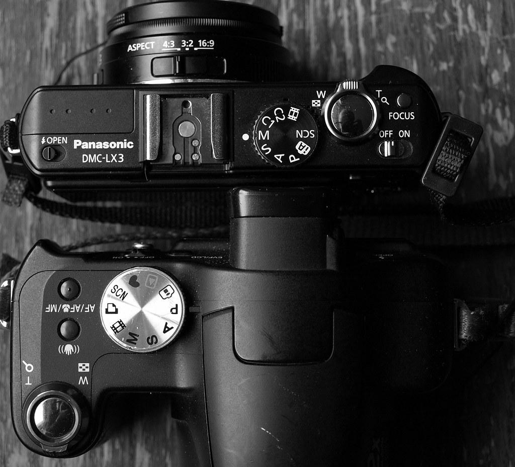 My Panasonic cameras