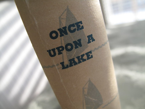 Once Upon a Lake by Thelma Jones