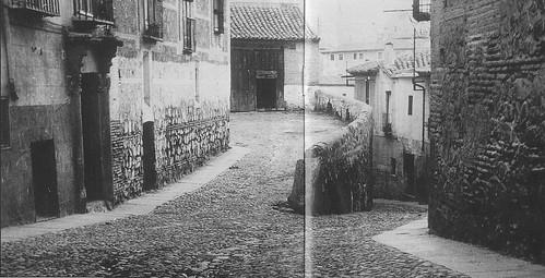 Calle de San Lorenzo. Foto Rodríguez