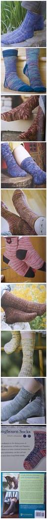 Handpainted Socks