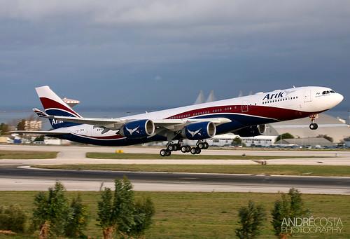 Arik Air A340