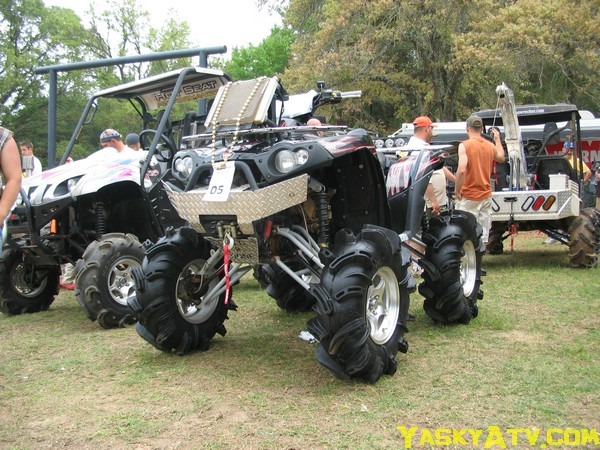 "CATVOS 8"" Lift Pics -- 05-08 Brute Force 750 ..."