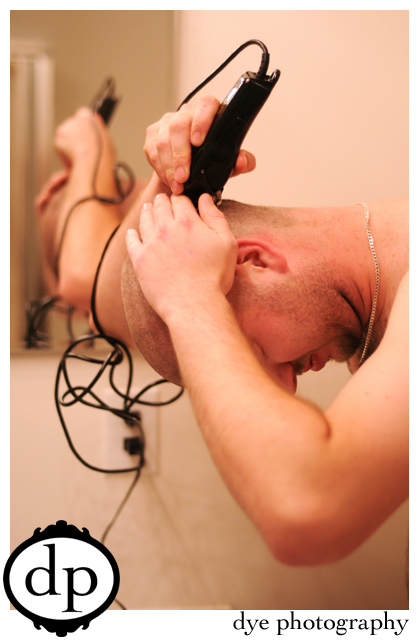 this is how real men get ready