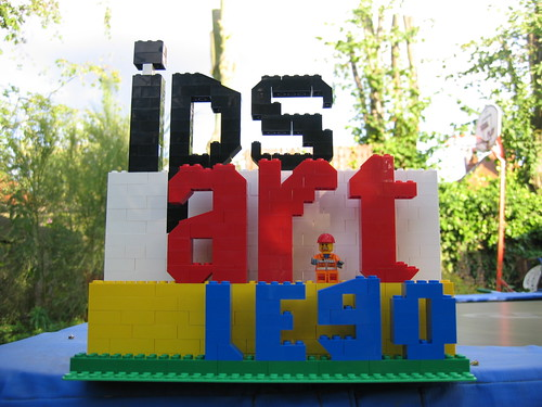 IpsArtLego, The Logo