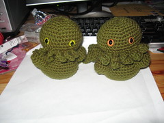 two christmas cthulhus